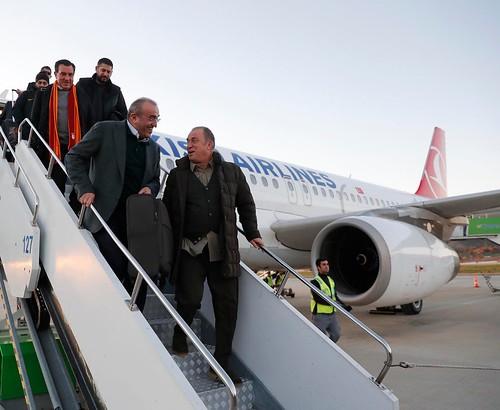 Alanyaspor 1-1 Galatasaray (2019)