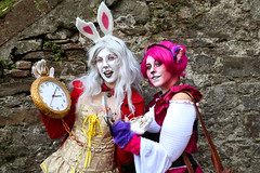 Lucca Comics 2018 (MaOrI1563) Tags: lucca luccacomics luccacomics2018 cosplay toscana tuscany italia italy streetportrait 2018 cosplayer costume luccacomicsgames2018 luccacomicsgames