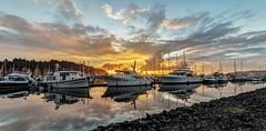Anacortes, Cap Sante Marina 2w (i8seattle) Tags: capsantemarina anacortes mterie