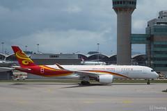 Hong Kong International Airport (tomosang R32m) Tags: hkexpress 香港エクスプレス 香港 飛行機 airplane 香港国際空港 香港國際機場 hongkonginternationalairport hongkong