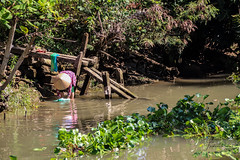 Life in Mekong Delta (fredericpecheux) Tags: mekong delta vietnam river asia happyplanet