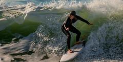 Riding in the New Year (cetch1) Tags: surfing waveporn ocean rodeobeach water beachscape surf bigwave surfboard cron surfer beach