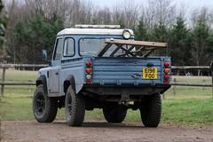 E198 FOO (Nivek.Old.Gold) Tags: 1988 land rover 110 turbo high capacity pickup 2494cc diesel