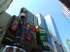 Times Square (New York, New York) (jjbers) Tags: times square new york city billboards led signs 42 street broadway avenue 7 seven forty second