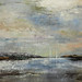 Original Seaside Landscape Painting