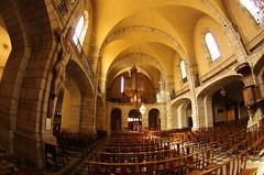39 - Ardèche - Aubenas, église Saint-Laurent (paspog) Tags: france ardèche aubenas église kirche church églisesaintlaurent août august 2018