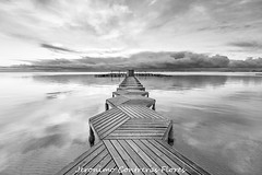 Zig Zag (ser-y-star) Tags: dock wood beach platform outdoor travel spain calm view lake relax sea tranquil vacation leisure natural sunrise pier holiday summer morning clouds murcia blue zigzag sky wooden scene beautiful water nature jetty peaceful marmenor landscape longexposure