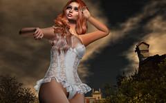 Earth calling Rachel (coolrachelprice) Tags: maitreya catwa session doux sexyprincess saintmartin