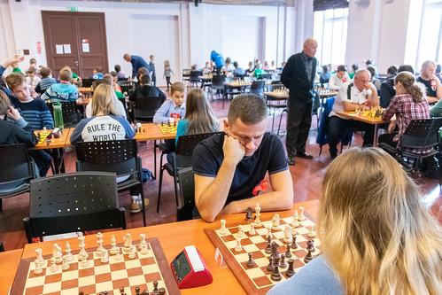 VIII Turniej Szachowy o Szablę Piłsudskiego-29