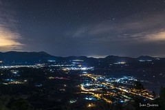 Cocentaina By Night (bodyaristarco) Tags: cocentaina valenciadenoche fotografíanocturna nocturna noctografia longexposure largaexposición led vlc