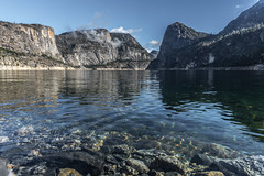 Hetch Hetchy (itsBryan) Tags: yosemite toyota tacoma sonyg sony sonyalpha sonya7r sonya7r2 sonya7rii fall snow hetchhetchy clouds carlzeiss canyons nationalpark nature norcal dynamicrange 1point4 park 2470mm 24mm 28mm 28point2 42megapxels 70200mm roadtrip offroad