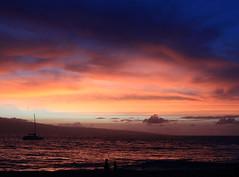 9730_Maui Kaanapali Beach Sunset (Chicamguy) Tags: hawaii hawaiian islands maui