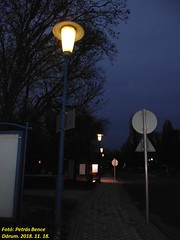 Tihany, 2018. 11. 18. (petrsbence) Tags: lámpa lamp retro balaton tihany hungary éjszaka night
