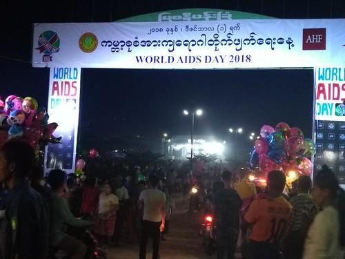 WAD 2018: Myanmar