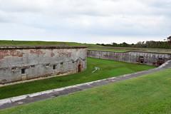 DEH_8388 (sobca) Tags: fortmacon statepark nc museum civilwar boguebanks atlantic ocean csa usnationalregisterofhistoricplaces northcarolina