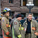 Faces of Toronto: firefighters watching