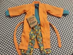 1st outfit + robe (bowheadlove) Tags: doa bjd resinsoul resinsoultang pokemon