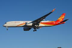 Hong Kong Airlines A350-941 (B-LGH) LAX Approach 2 (hsckcwong) Tags: hongkongairlines a350941 a350900 a350 airbusa350 blgh lax klax