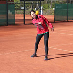Maijs - SEB bankas tenisa mēnesis 2014