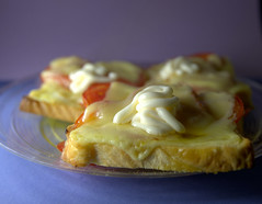 Cheese and Tomato on Toast (Tony Worrall) Tags: add tag ©2019tonyworrall images photos photograff things uk england food foodie grub eat eaten taste tasty cook cooked iatethis foodporn foodpictures picturesoffood dish dishes menu plate plated made ingrediants nice flavour foodophile x yummy make tasted meal nutritional freshtaste foodstuff cuisine nourishment nutriments provisions ration refreshment store sustenance fare foodstuffs meals snacks bites chow cookery diet eatable fodder ilobsterit instagram forsale sell buy cost stock cheese tomato toast mayo toasted