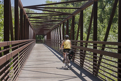 Cache la Poudre River Trail CO by Gabriele Woolever (american-trails) Tags: poudre cachelapoudre river heritagealliance alliance 2016 nationalheritagealliance colorado waterway larimer larimercounty poudreriver biking cycling bicycle recreation 071016