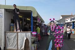 Cardboard Elvis (kevin Akerman) Tags: elvis festival cutout cardboaqrd porthcawl coney beach