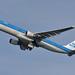 KLM Royal Dutch Airlines Airbus A330-303 PH-AKF