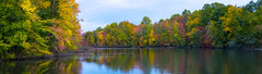 Jersey Foliage (Mike Ver Sprill - Milky Way Mike) Tags: new jersey fall foliage landscape nature panorama pano reflections reflect colorful