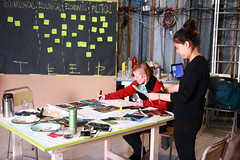 "Cabinet of Futures - Futuring Exercise #2 (Times Up Linz) Tags: tufuturing valletta2018 possiblefutures climateandsystemchangedworld preferredfutures qualityoflife""circular economyfuturing exerciseworkshopparticipationthink out loud about possible futuresfutures literacysmall is beautifuldegrowthpostgrowth"