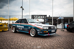 B2 (RSipp) Tags: audi b2 quattro airsuspension cdlc fittedfest lowlifer stance fitment finland lahti 2018