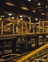 1981 Soo Line convention (M.R.Kirk) Tags: proctor enginehouse missabe diesel repair locomotive