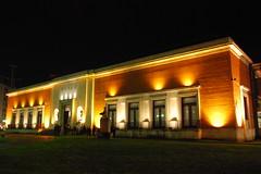 Museo de Bellas Artes (Bilbao, País Vasco, España, 16-11-2013) (Juanje Orío) Tags: 2013 bilbao vizcaya provinciadevizcaya paísvasco euskadi españa espagne espanha espanya spain europa europe europeanunion unióneuropea nocturna noche night iluminado museo museum