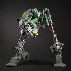 RH.t-2 MECH [Ma.k Advanced Design] (Marco Marozzi) Tags: lego legomech legodesign legomecha marozzi marco moc mecha mech maschinen mak krieger walker robot