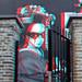 Muurschildering Ginneken Breda 3D
