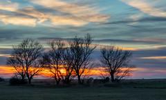 Se pone el sol (dnieper) Tags: puestadelsol sunset elburgoranero león spain españa panoramica