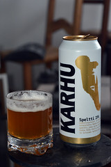 Karhu Speltti IPA (JohntheFinn) Tags: beer finland finnish karhuspelttiipa karhu spelttiipa spelt
