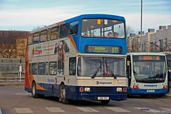 R161 VPU (16061) (Photography By Ryan Webb) Tags: r161 vpu 16061 volvo olympian alexander rl stagecoach lincolnshire scunthorpe