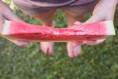 Sandia! (Letua) Tags: airelibre estaciones fruit fruta mismañanas naturaleza nature outdoor sandia seasons summer verano watermelon