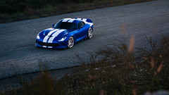 DODGE VIPER 2 (Arlen Liverman) Tags: exotic maryland automotivephotographer automotivephotography aml amlphotographscom car vehicle sports sony a7 a7iii dodge viper sunset twilight