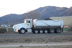 S.W.A.T. Trucking (ashman 88) Tags: swat swattrucking kenworth dumptruck semi 6axledumptruck truck bigrig