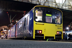 150104 - Manchester Oxford Road (Mark_Edwards_47769) Tags: class150 150104 manchesteroxfordroad fgw northern arriva