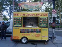 201810034 New York City Financial District (taigatrommelchen) Tags: 20181041 usa ny newyork newyorkcity nyc manhattan financialdistrict urban city foodcart street