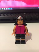 DC's Beautiful Dreamer (Numbuh1Nerd) Tags: lego purist custom superheroes minifigures comics new gods forever people jack kirby young justice mother box antilife equation
