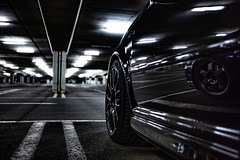R32Nov2018--8 (RevCheck Photography) Tags: vw volkswagen golf r32 car vehicle transport motoring dark low light highlight glow lighting reflection