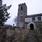 Cambridgeshire: Parson Drove, St. John the Baptist