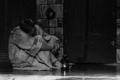 _DSC0476 (Carlo Granisso) Tags: musical church chiesa teatro theatre actor actress jesus sanfrancesco piece mask forzavenitegente maddalena altare animals animali ballo dancing bw blackandwhite torino turin nikon d7500 nikond7500