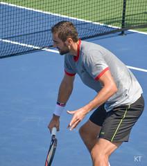 Marin Cilic (Carine06) Tags: tennis usopen 2018 flushingmeadows corona newyork practice kt20180826117 marincilic