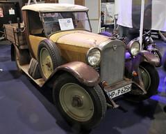 Adler pick up (Schwanzus_Longus) Tags: bremen classic motorshow german germany old vintage car vehicle pickup truck ute adler 6 25
