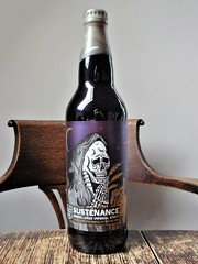 Sustenance (knightbefore_99) Tags: bottle craft strong beer pivo cerveza eastvan brewing cool booze awesome nice fantastic sustenance imperial stout art bc