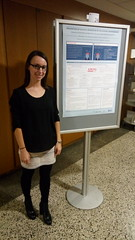 "Maja Rahne predstavlja poster o projektu A (se) štekaš?!? • <a style=""font-size:0.8em;"" href=""http://www.flickr.com/photos/102235479@N03/46173001271/"" target=""_blank"">View on Flickr</a>"